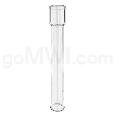 Wax Tube Glass 18