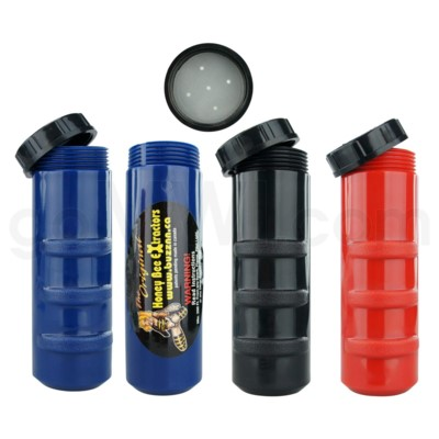 Honey Bee Extractor Wax Tube Plastic 5