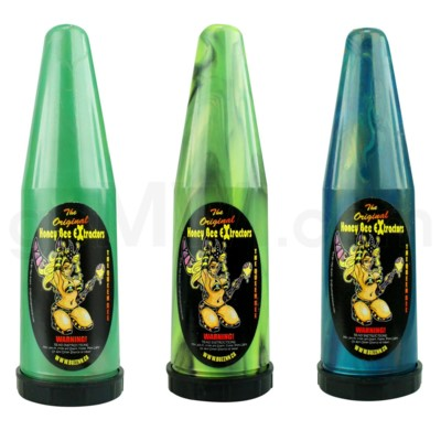 Queen Bee Extractor Wax Tube Plastic 10