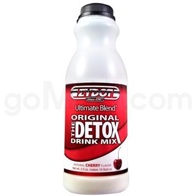 Zydot Detox Cherry Flavor 16oz