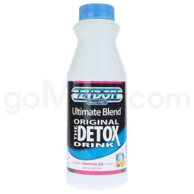 Zydot Detox Tropical Flavor 16oz