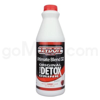 Zydot Detox Cherry 32oz