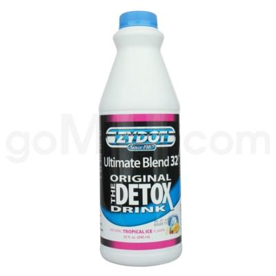 Zydot Detox Tropical Ice 32oz