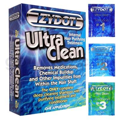 Zydot Ultra Clean Hair Shampoo 18PC/BX