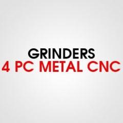GRINDER 4 PC METAL CNC