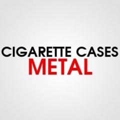 CIGARETTE CASE METAL