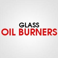 GLASS OIL BURNERS
