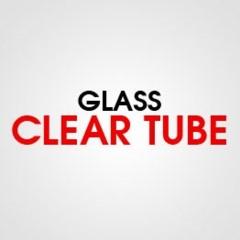 GLASS CLEAR TUBE