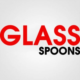 GLASS SPOONS