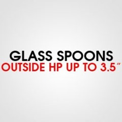 GLASS OUTSIDE HP UP TO 3.5