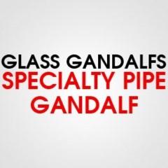 GLASS SPECIALTY PIPE GANDALF
