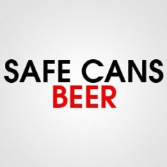 SAFE CAN BEER