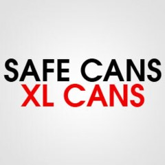 SAFE CAN XL CANS