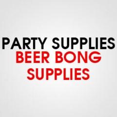 BEER BONG SUPPLIES