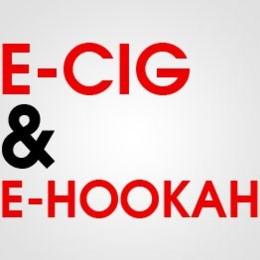 E-CIGS AND E-HOOKAH