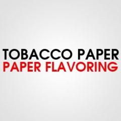 PAPER FLAVORING