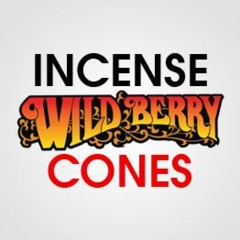 INCENSE WILDBERRY CONES