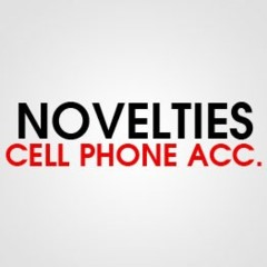 NOVELTIES CELL PHONE ACCESSORIES