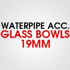 GLASS BOWLS 19MM
