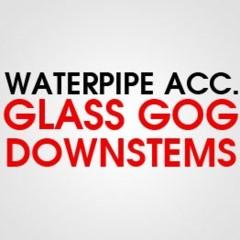 GLASS GOG DOWNSTEMS