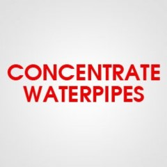 CONCENTRATE WATERPIPES