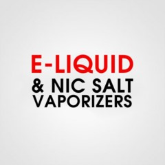 E-LIQUID & NIC SALT VAPORIZERS