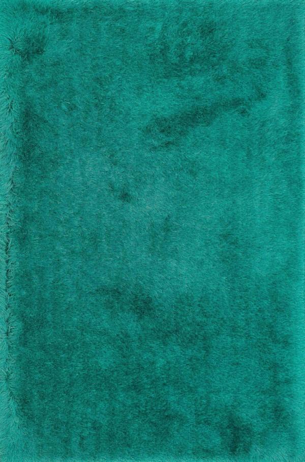 Loloi Allure Shag: Emerald