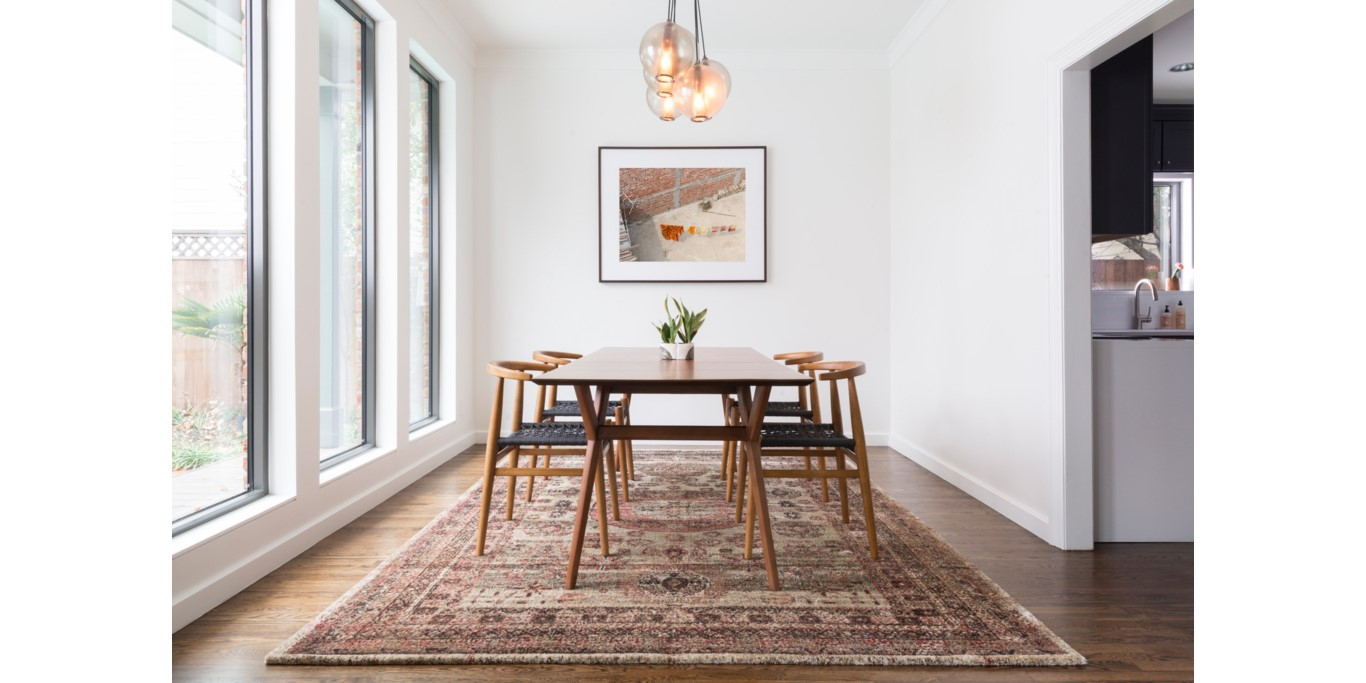 What Size Rug For Dining Room: Loloi
