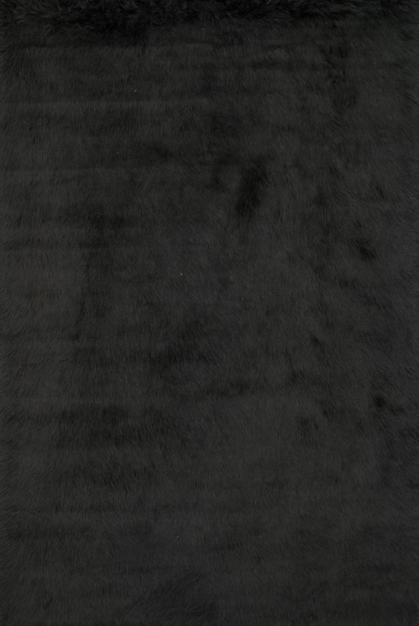 Loloi Danso Shag: Black