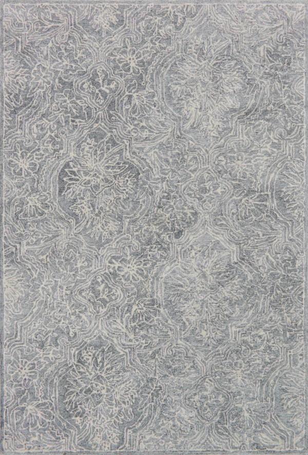 Loloi Filigree: Silver