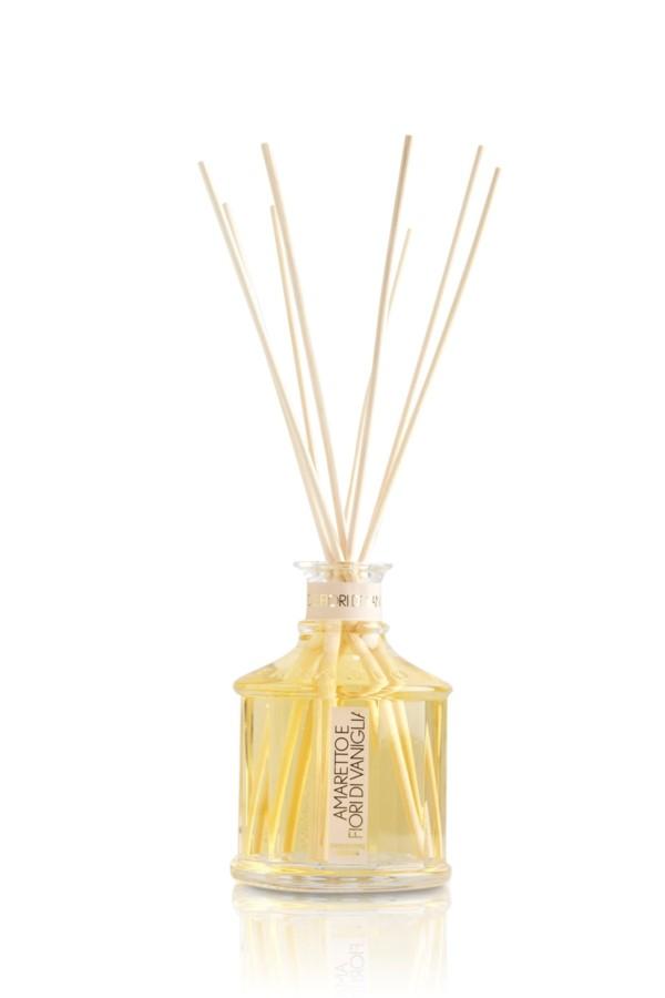 Erbario Toscano Amaretto & Vanilla Flowers Home Fragrance Diffuser - 1 L