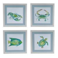 SEALIFE 1,2,3,4 SET 4