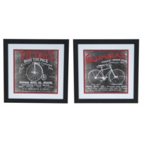 ANTIQUE BICYCLE 1 & 2 SET 2