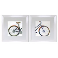 """BICYCLE DIPTYCA 1& 2"""