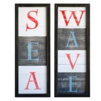 """SEA & WAVE"""