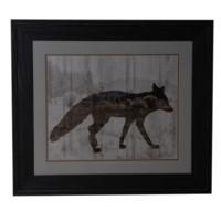 CAMOUFLAGED FOX