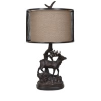 Hunters Walk Table Lamp
