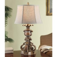 Capital Table Lamp