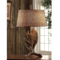 Moose Shed Table Lamp