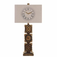 Clockworking Table Lamp