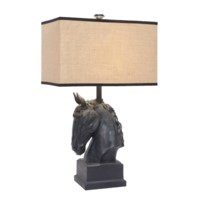 Stallion Table Lamp