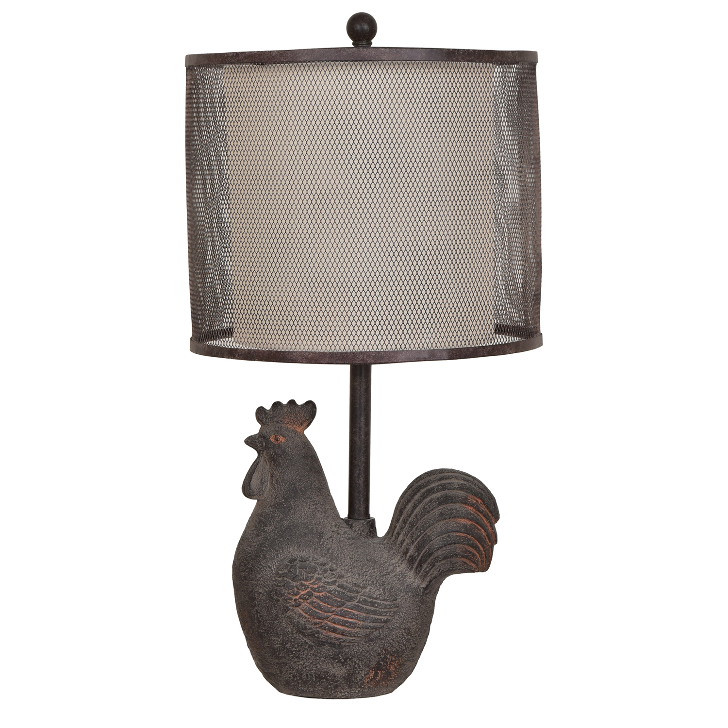 Prev Next. Rooster Table Lamp ...