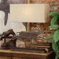 Deer Run Table Lamp