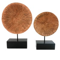 Sand Dollar Statues