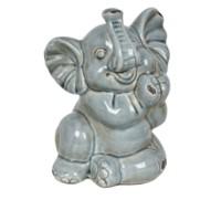 Happy Elephant Statue