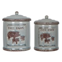 Farm House Jars