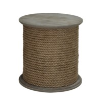 Baytowne Rope Accent Table