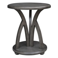 Brayden Grey Accent Table