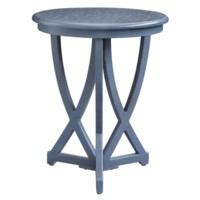 Mabry Shaped Accent Table