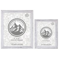 White Photo Frame Set